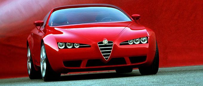 автомобиль альфа-ромео фото